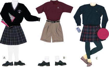 School Uniforms  Cookies Kids