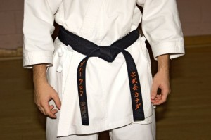 black belt 300x199 Myths and Facts About Being a Black Belt